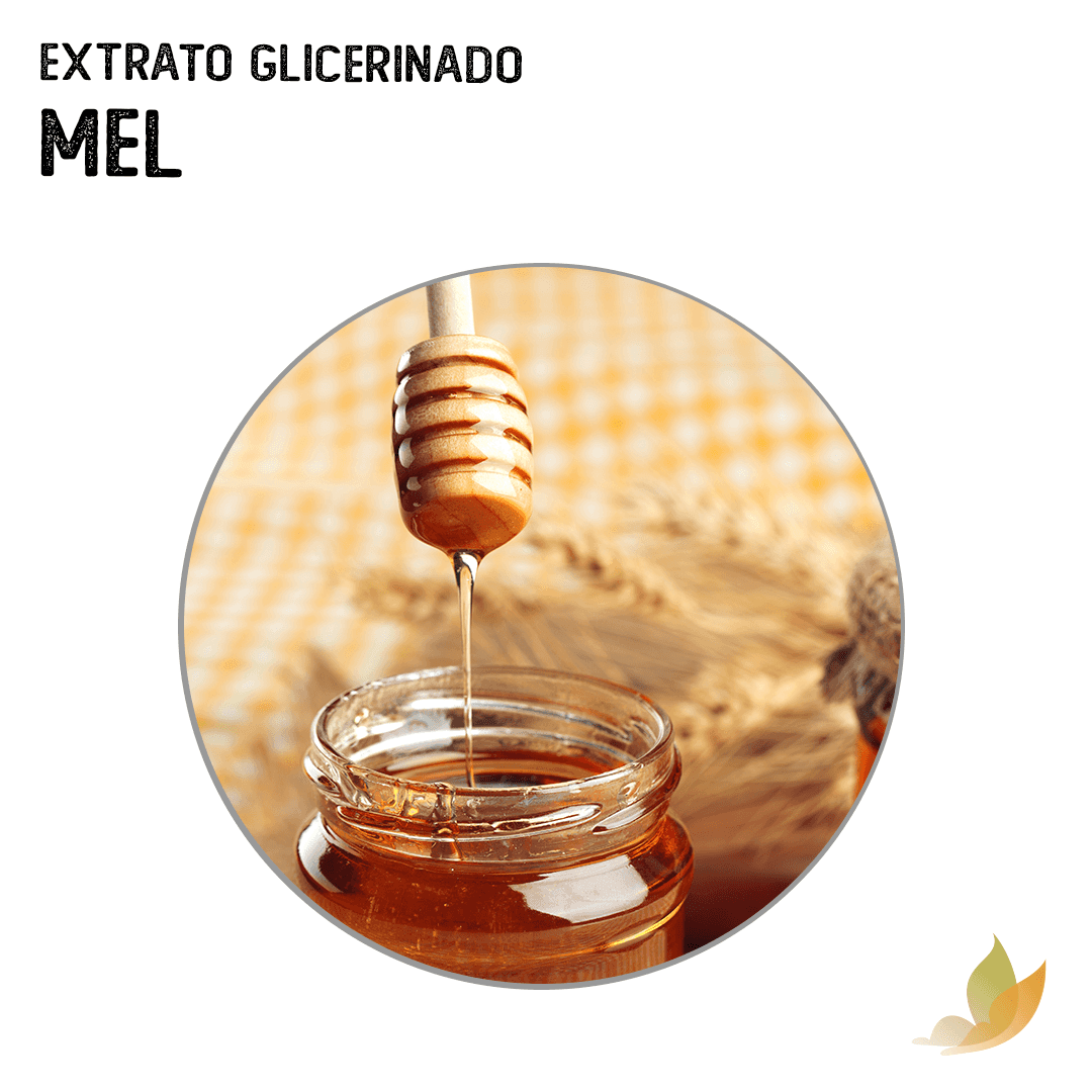 EXTRATO GLICERINADO DE MEL