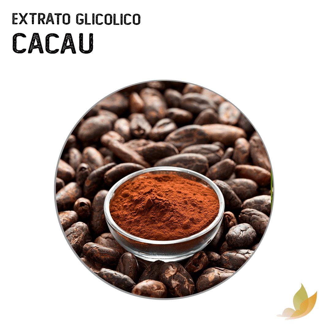 EXTRATO GLICOLICO DE CACAU