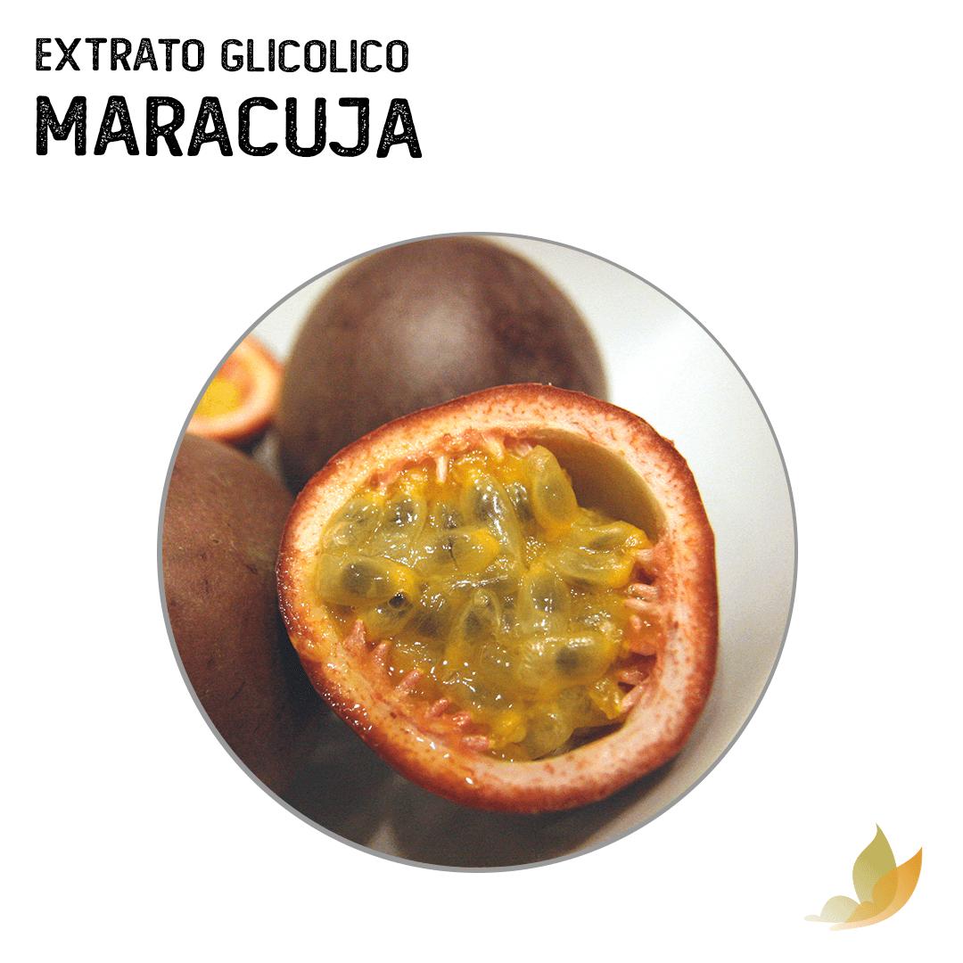 EXTRATO GLICOLICO DE MARACUJA