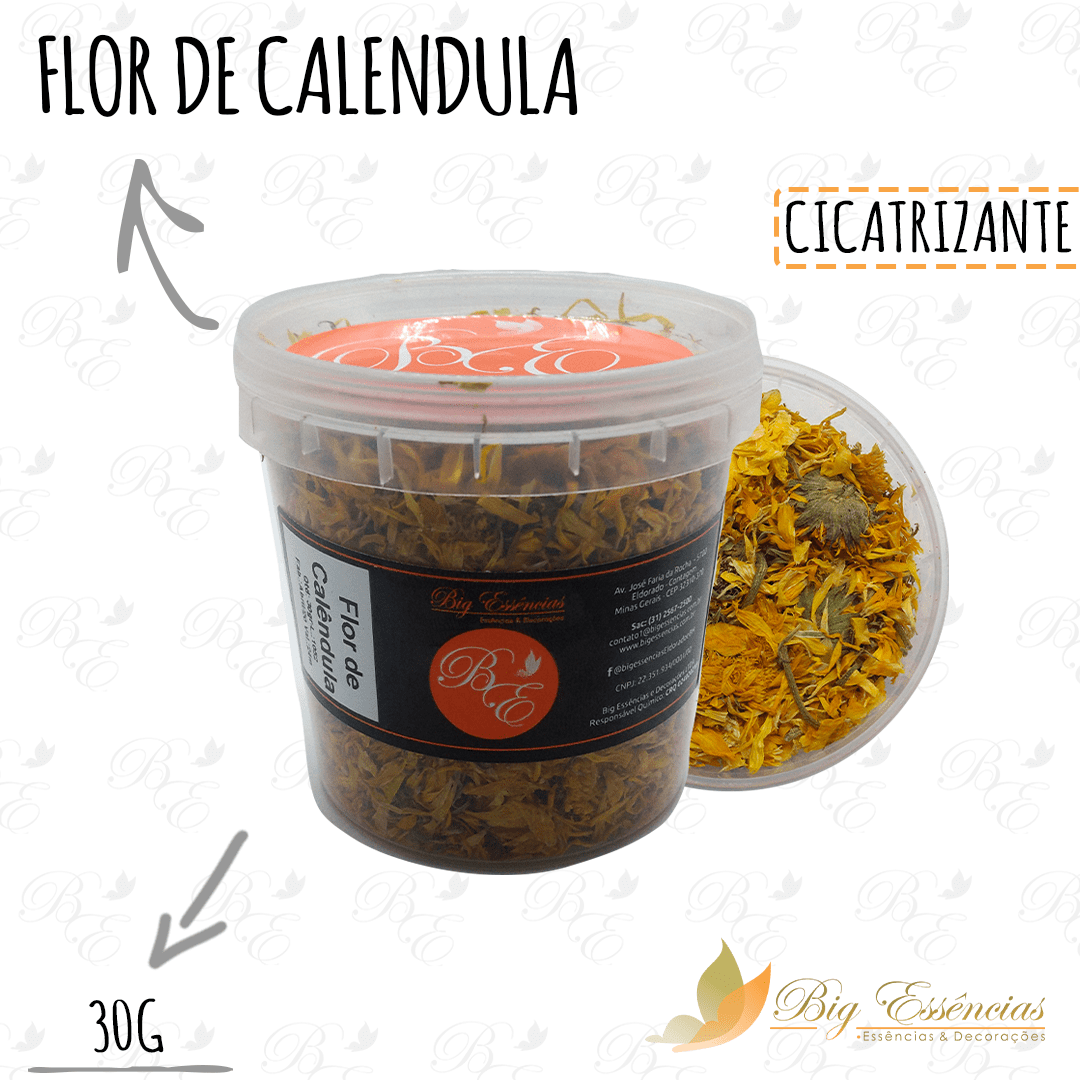 FLOR DE CALENDULA 30 G