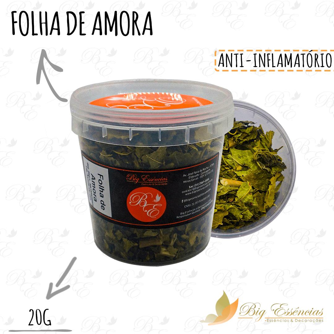 FOLHA DE AMORA 20 G