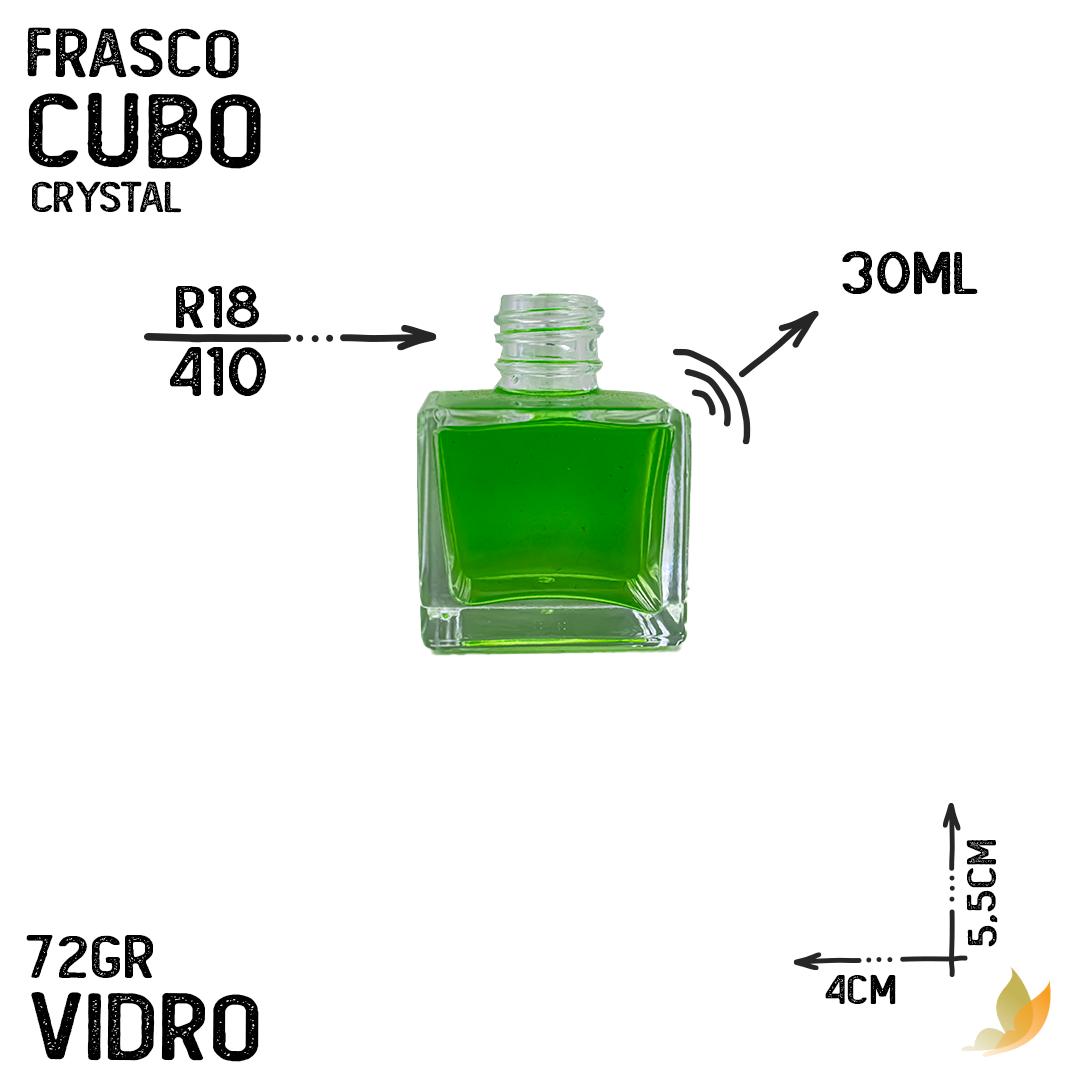FRASCO CUBO R18/415 30ML