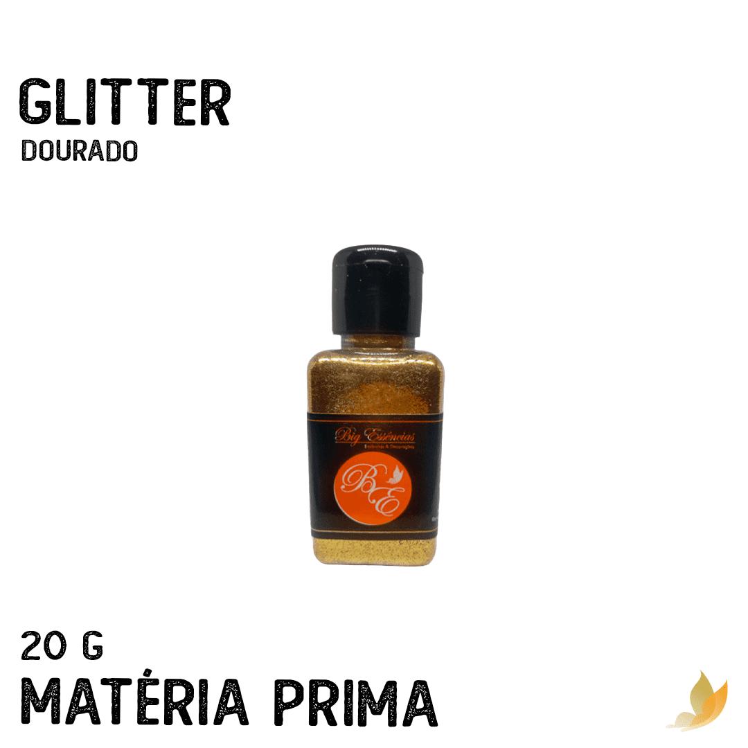 GLITTER DOURADO 20GR