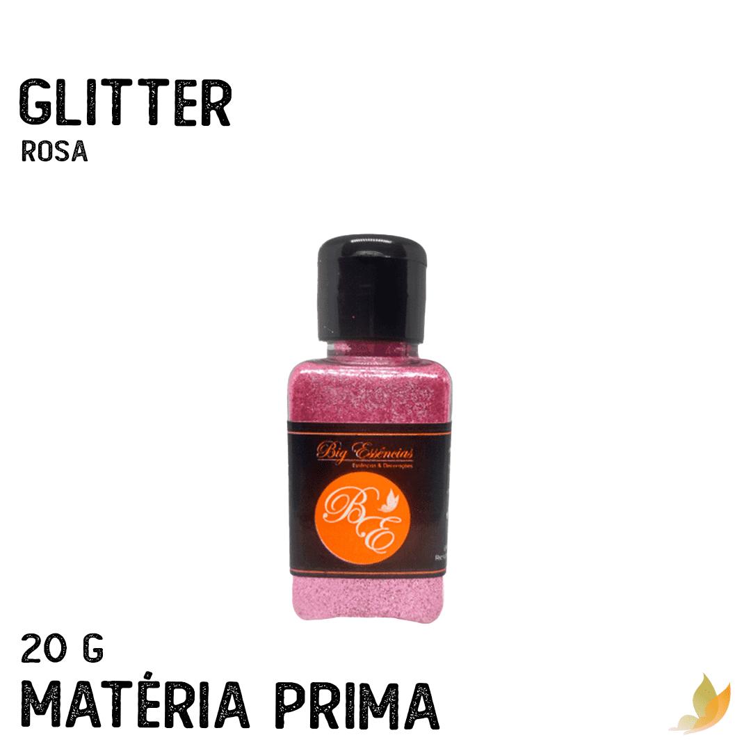 GLITTER ROSA 20GR