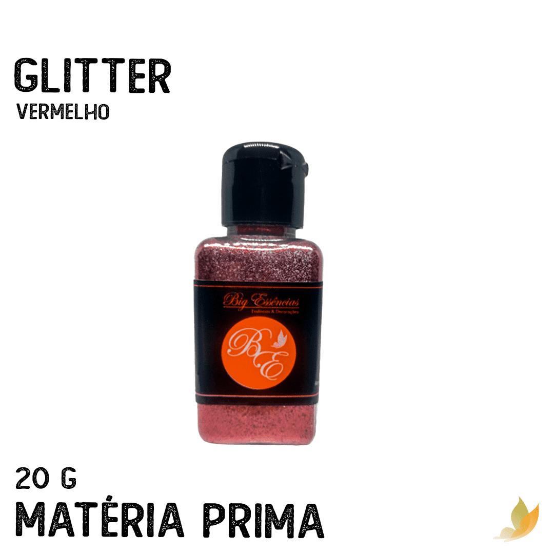 GLITTER VERMELHO 20GR