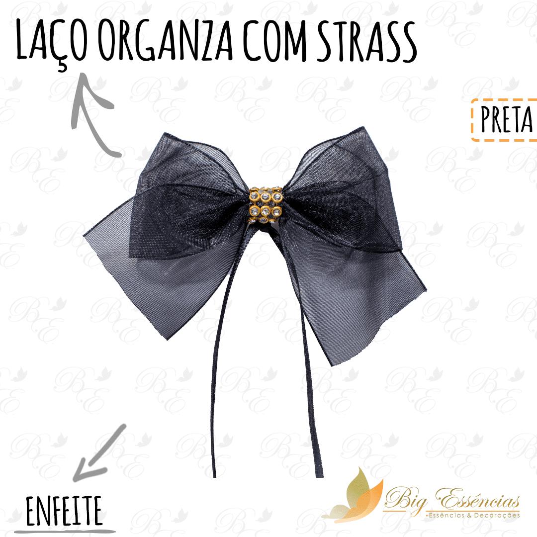 LACO ORGANZA C/STRASS