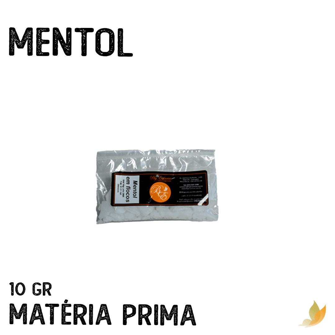 MENTOL EM FLOCOS