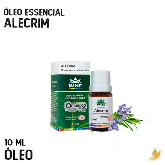 OLEO ESSENCIAL ALECRIM 10 ML