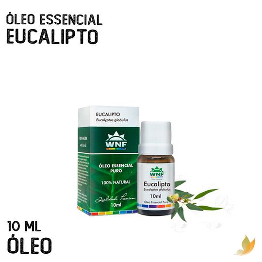 OLEO ESSENCIAL EUCALIPTO 10ML