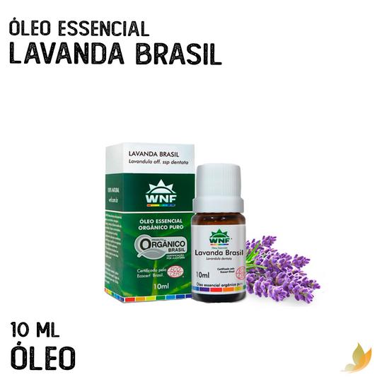 OLEO ESSENCIAL LAVANDA BRASIL 10 ML