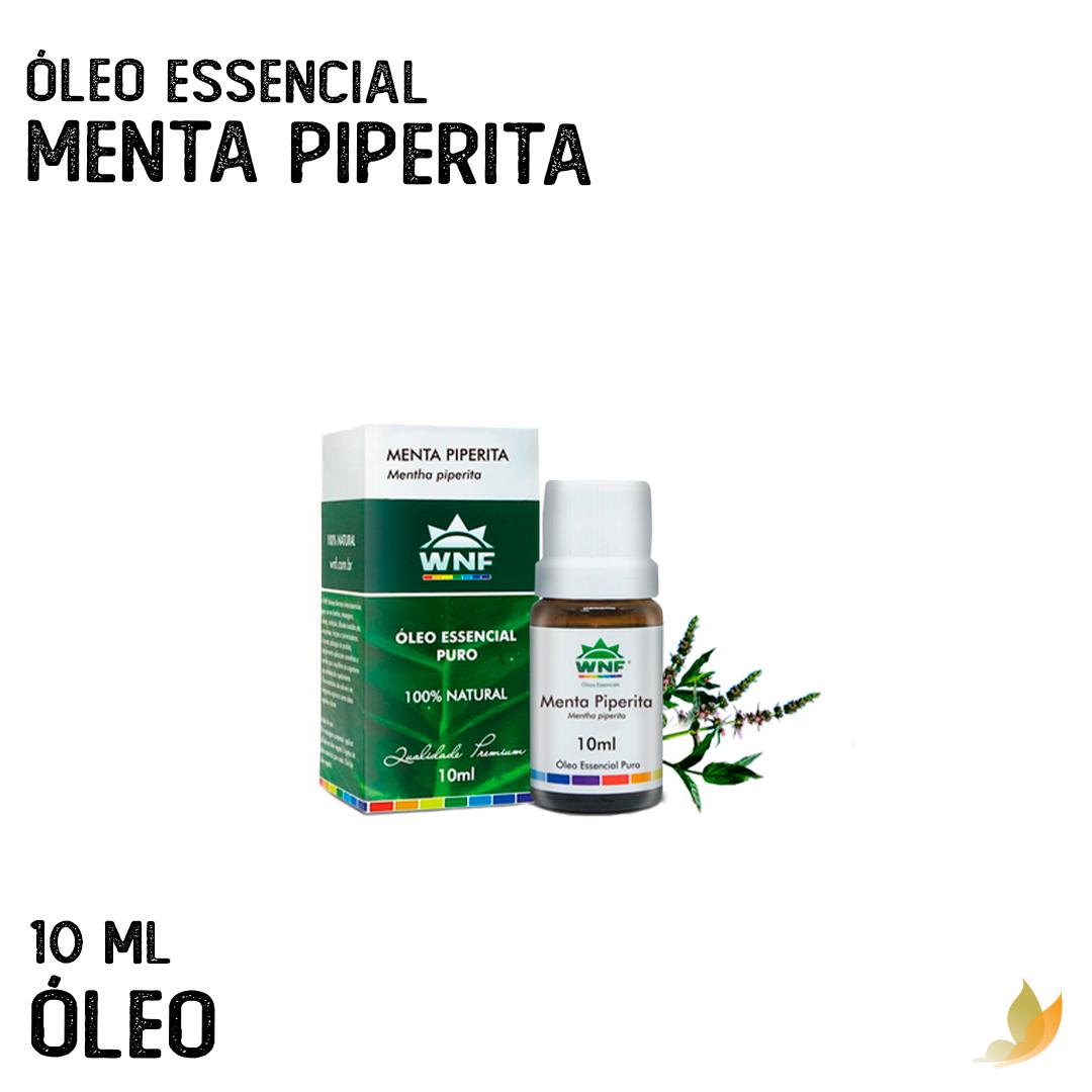 OLEO ESSENCIAL MENTA PIPERITA 10 ML