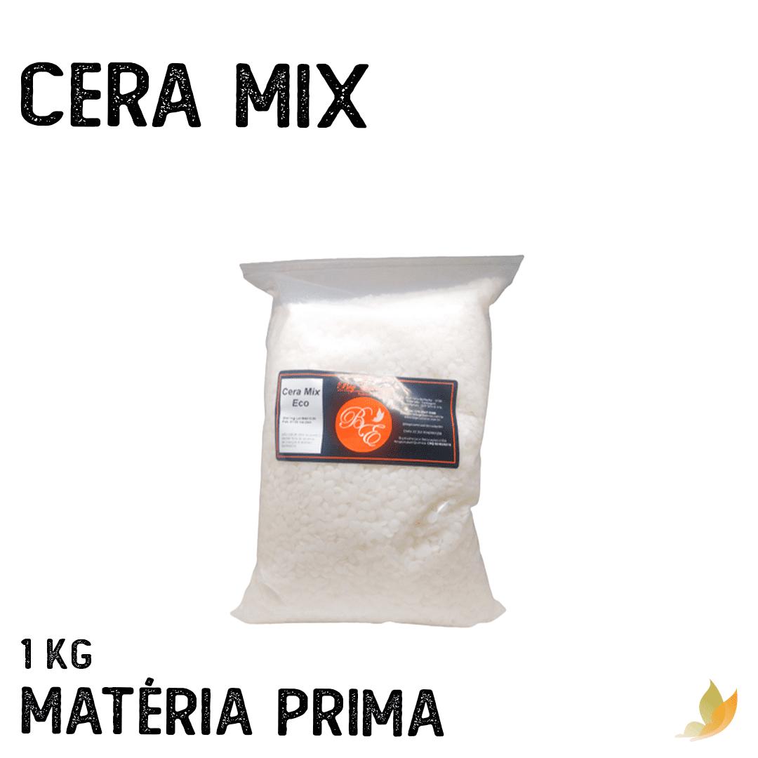 PARAFINA VEGETAL DE SOJA ( CERA MIX ) 1 KG