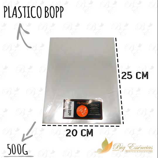 PLASTICO FILME BOPP 500 G