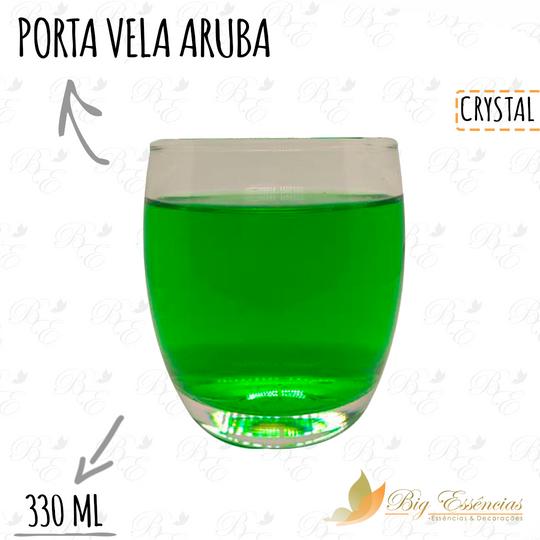 PORTA VELA ARUBA 330ML