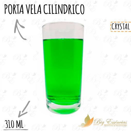 PORTA VELA CILINDRICO 310ML