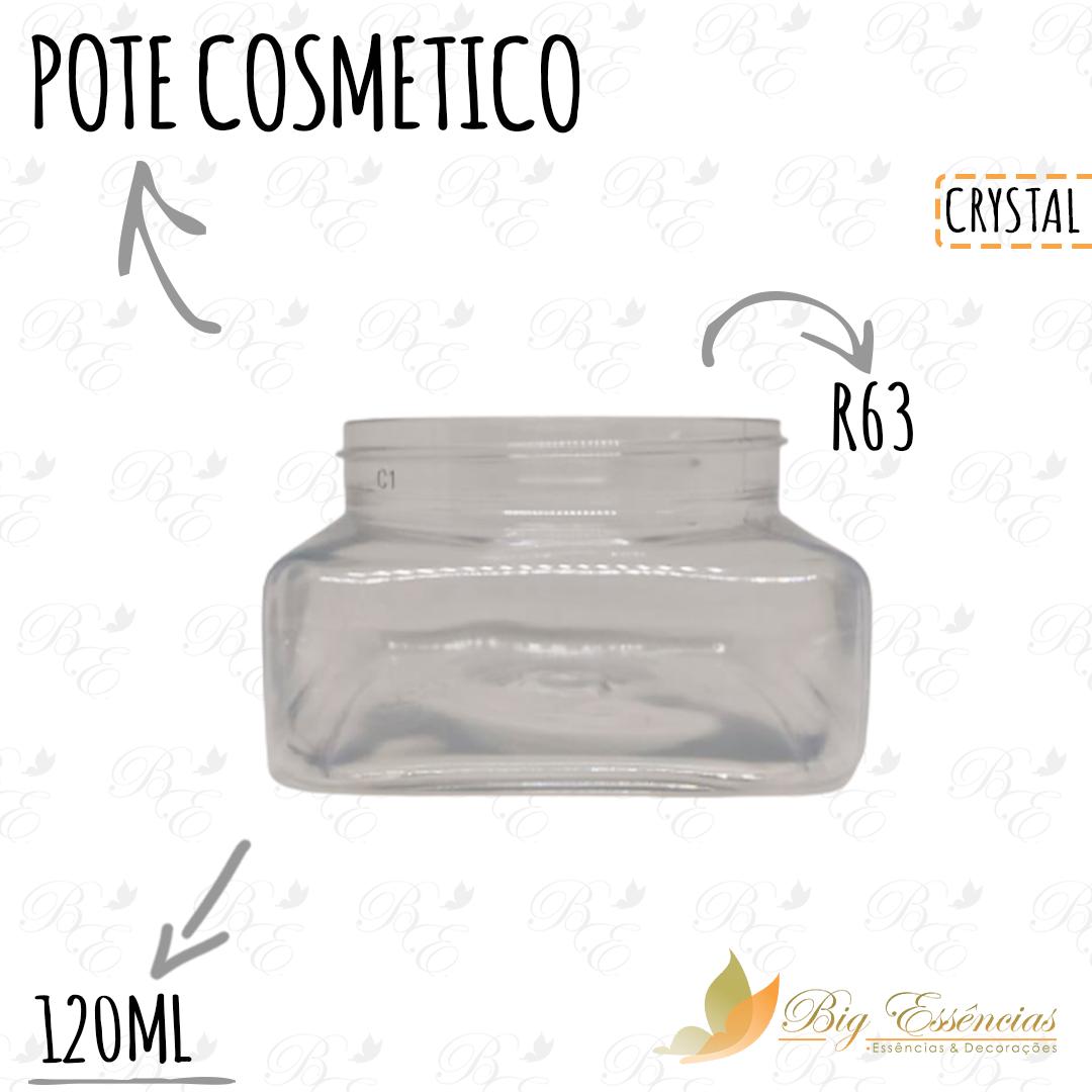 POTE COSMETICO CRYSTAL 120 ML