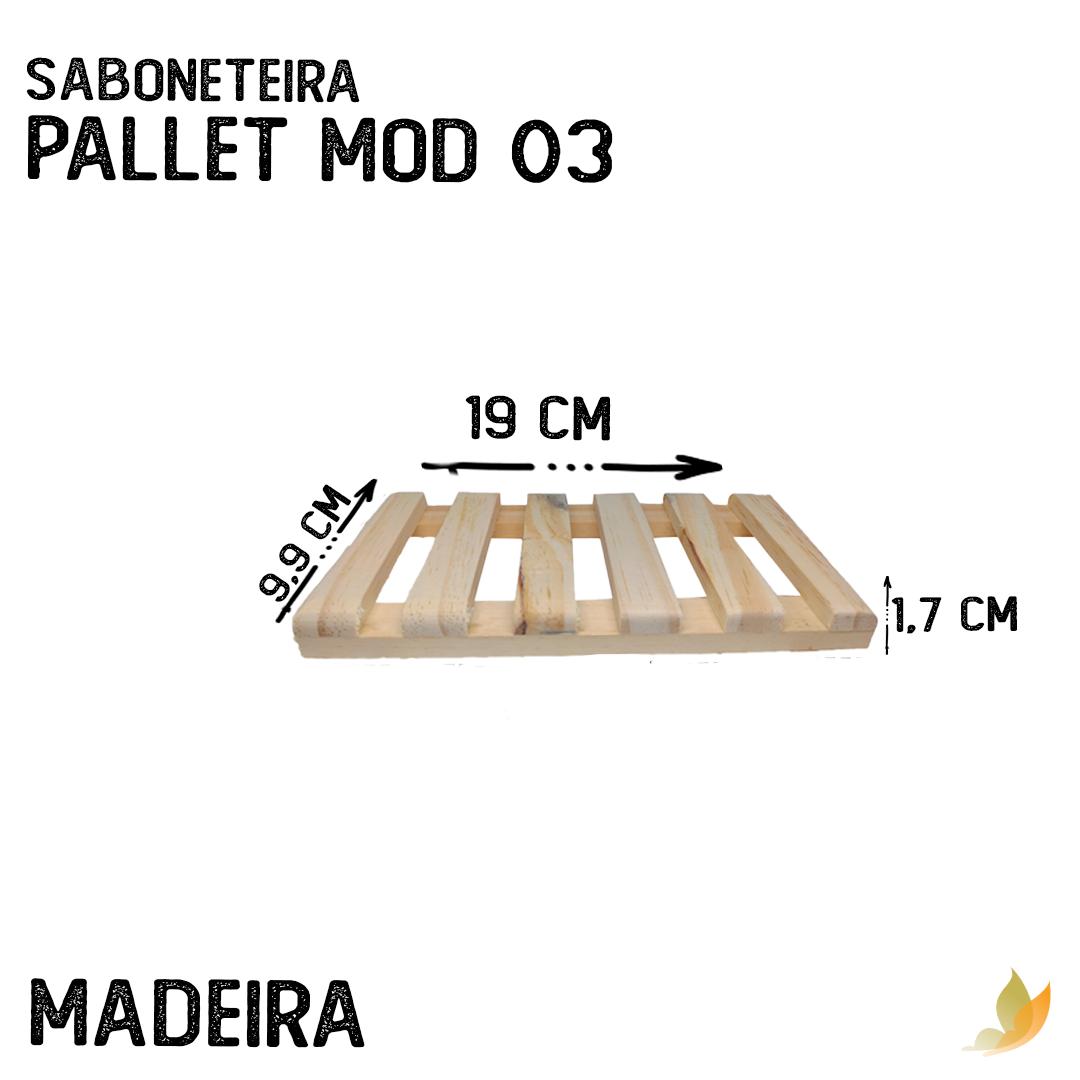 SABONETEIRA PALLET MOD 03 19C X 10L X 2A