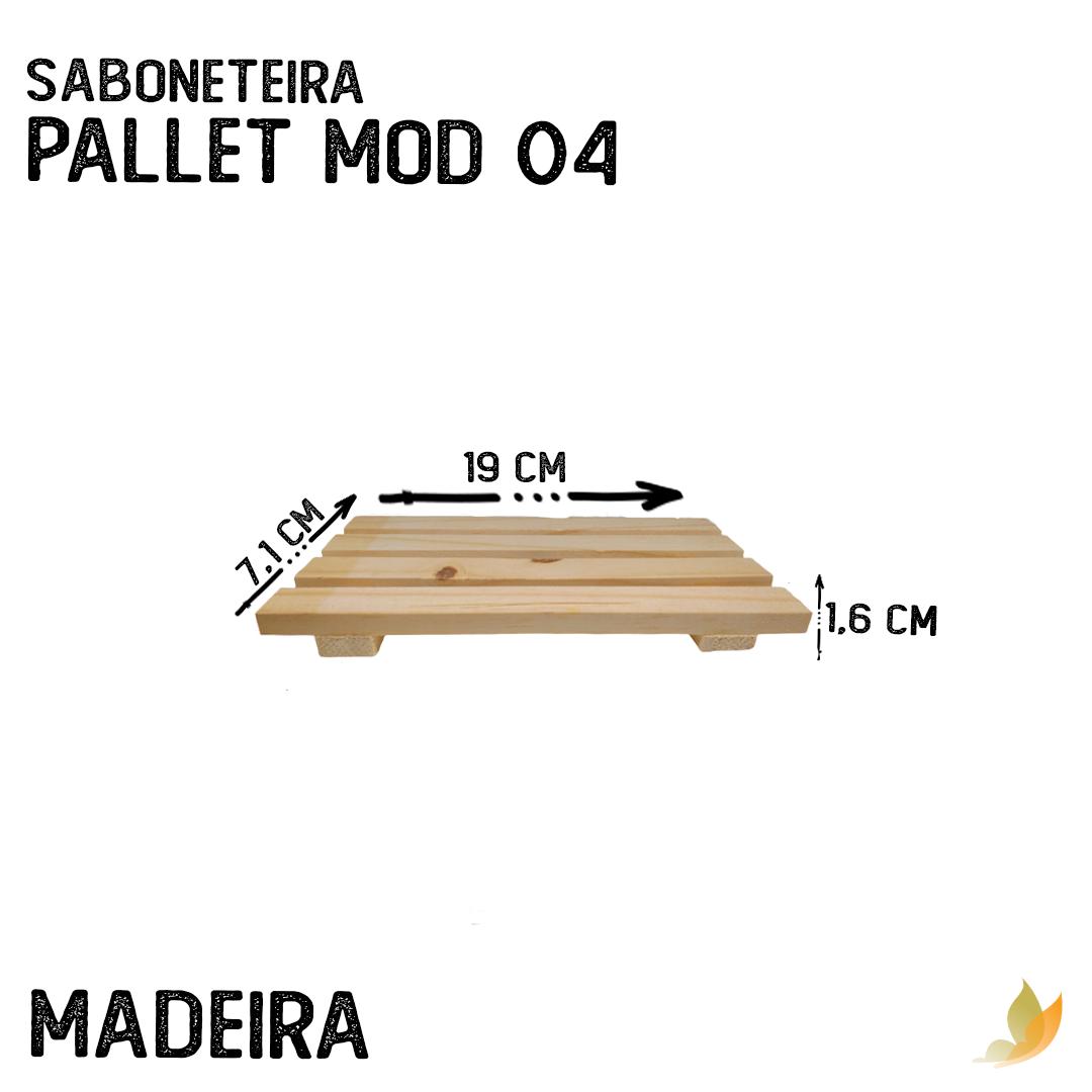 SABONETEIRA PALLET MOD 04 19C X 10L X 2A