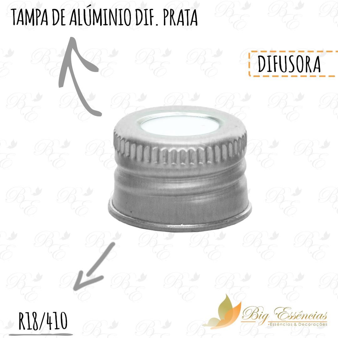 TAMPA DE ALUMINIO DIFUSORA R18/410