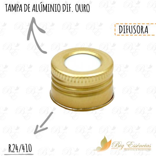TAMPA DE ALUMINIO DIFUSORA R24/410