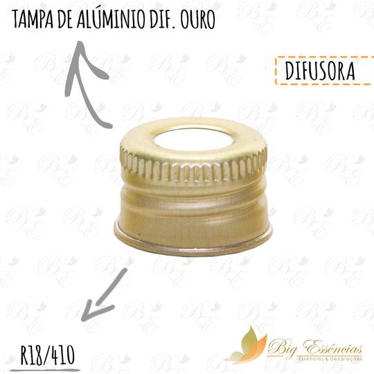 TAMPA DE ALUMINIO R18/410