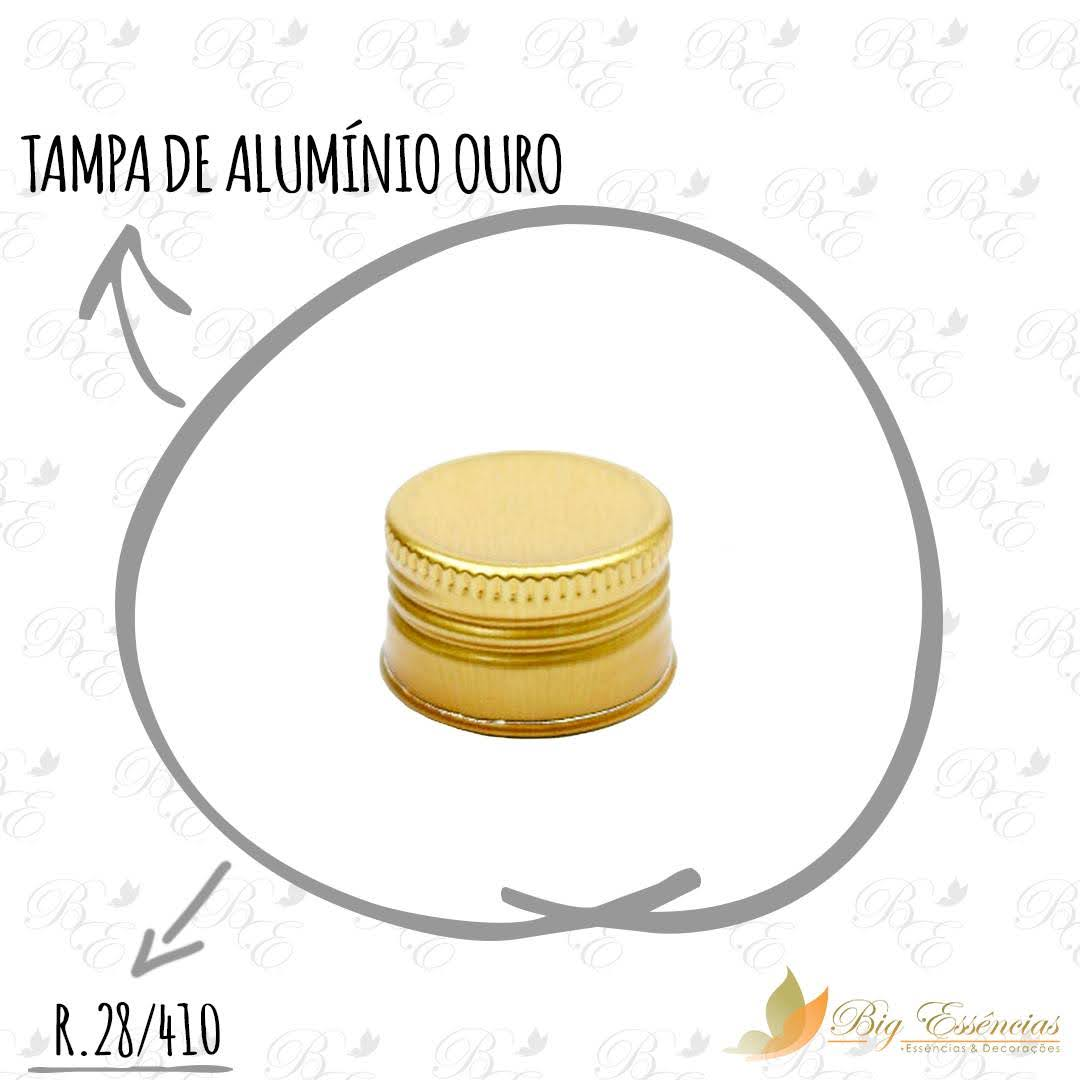 TAMPA DE ALUMINIO R28/410