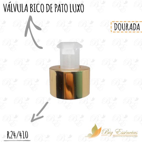 VALVULA BICO DE PATO R24/410 LUXO