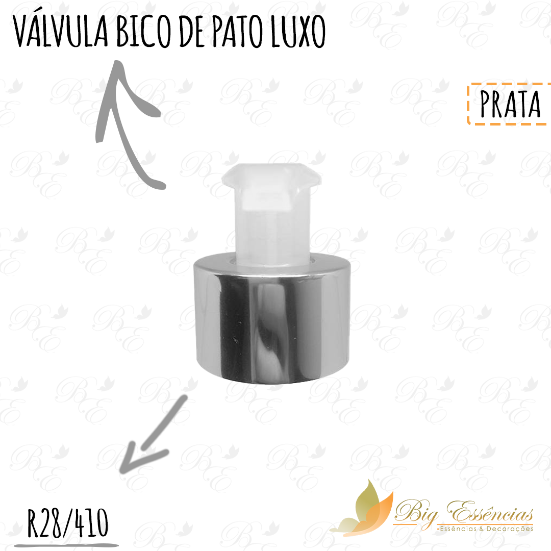 VALVULA BICO DE PATO R28/410 LUXO
