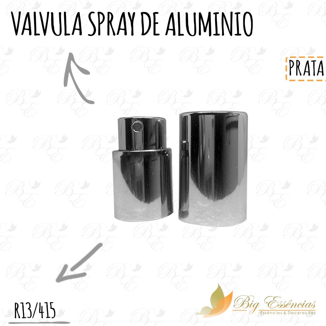 VALVULA SPRAY DE ALUMINIO R13/410