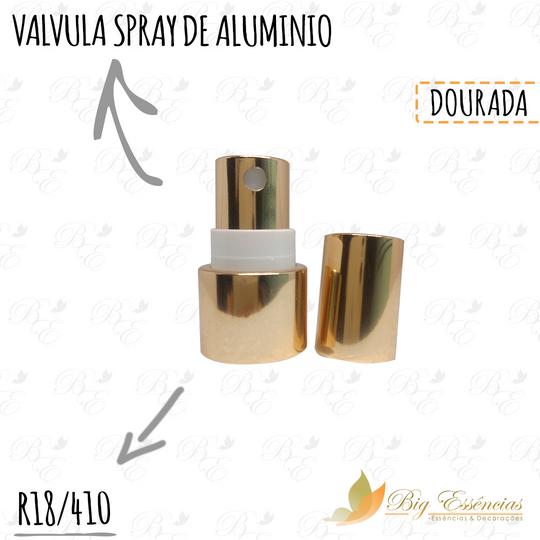 VALVULA SPRAY R18/410 LUXO