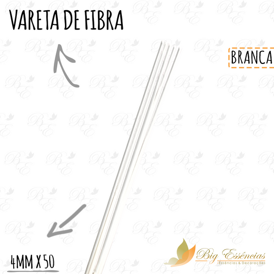 VARETA DE FIBRA 4MM X 50CM