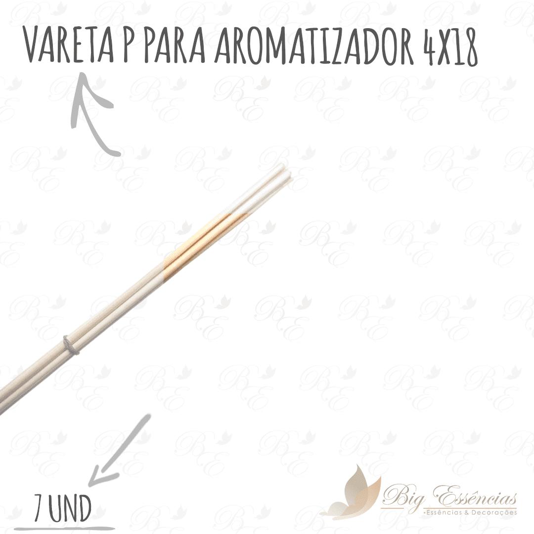 VARETA P PARA AROMATIZADOR 4X18 CONJUNTO C/7