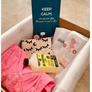 Kit Obstare de cuidados Mãe e Bebê