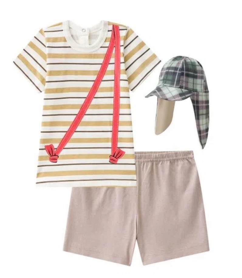 Conjunto Chaves Baby