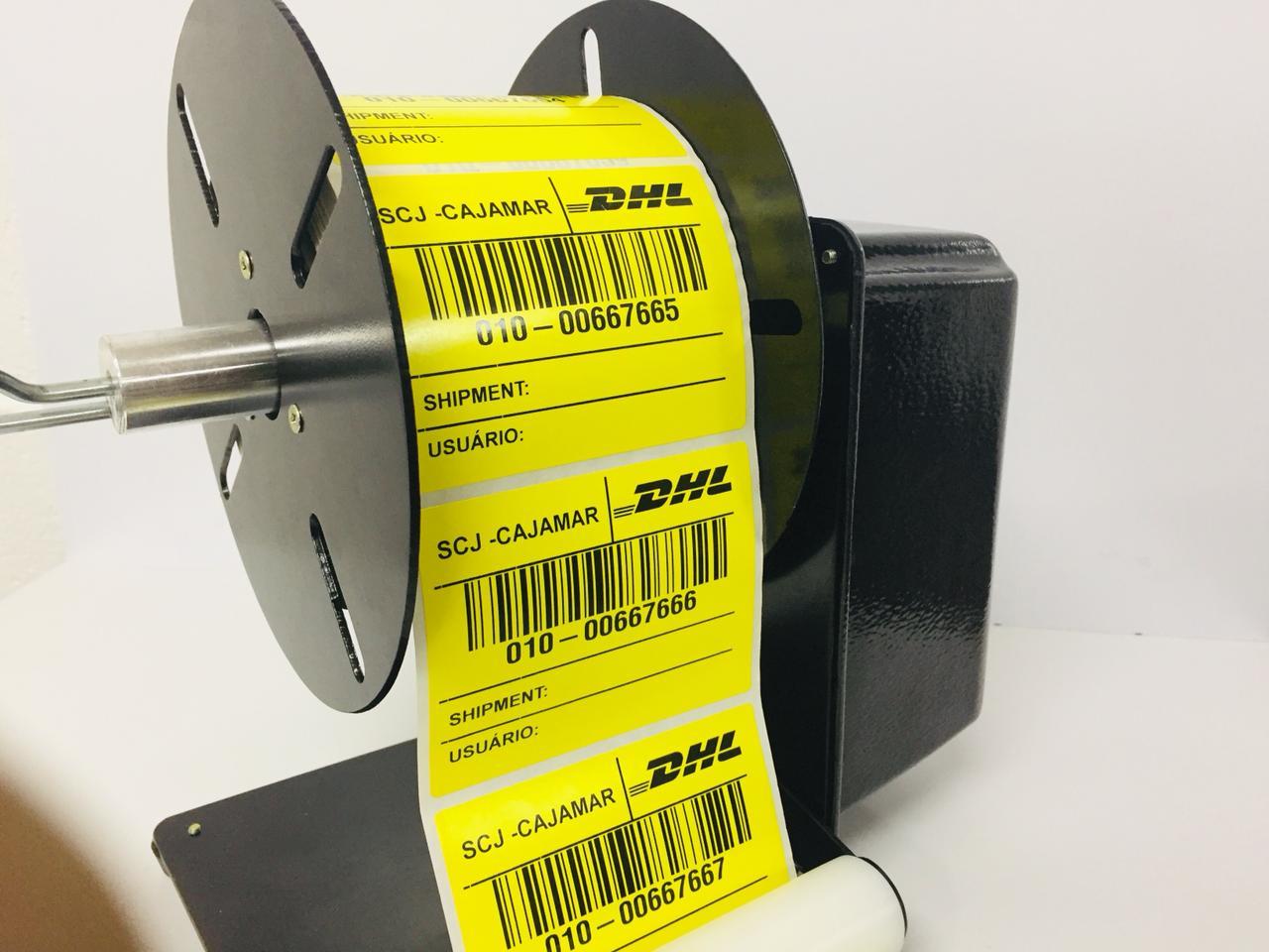 Rebobinador de Etiquetas - EMR 150