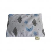 Calm Baby Almofada Térmica Natural Nuvem azul - Tamanho U