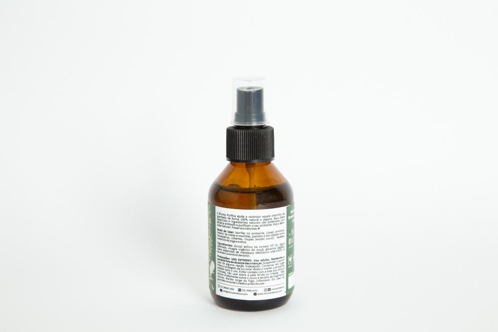 Bruma PURIFICA Spray Ambiente Olin Cosméticos Botânicos - 100ml
