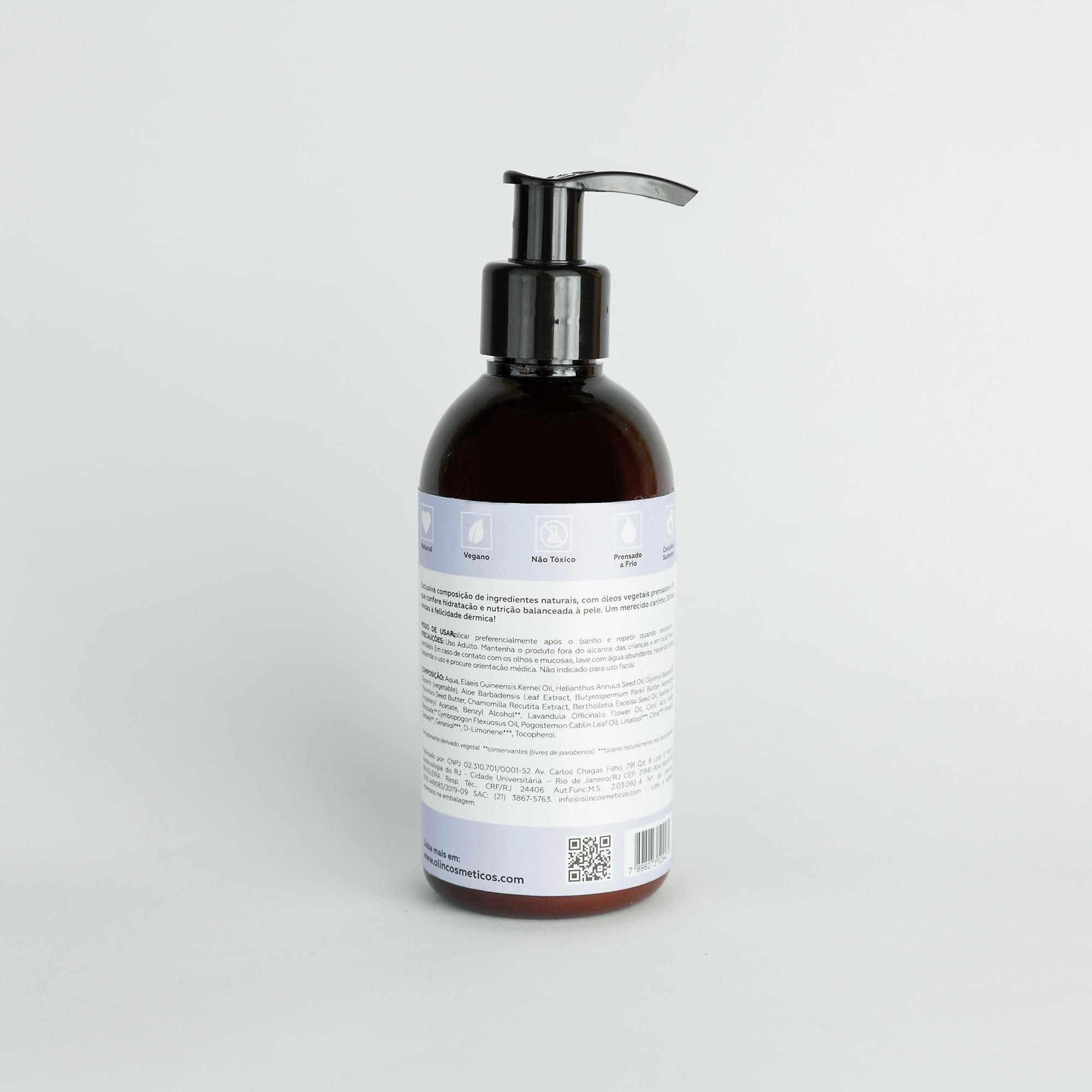 Emulsão CORPORAL Hidratante - 200ml