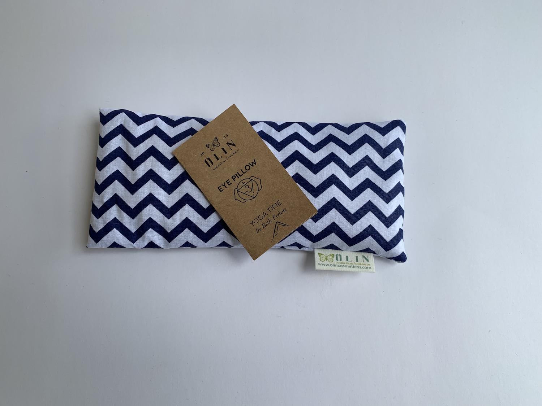 Kit 1. Dia das Mães Zen:  Eye Pillow Almofada Térmica para Olhos Savasana  + Bruma Lavanda Zen + Ecobag algodão