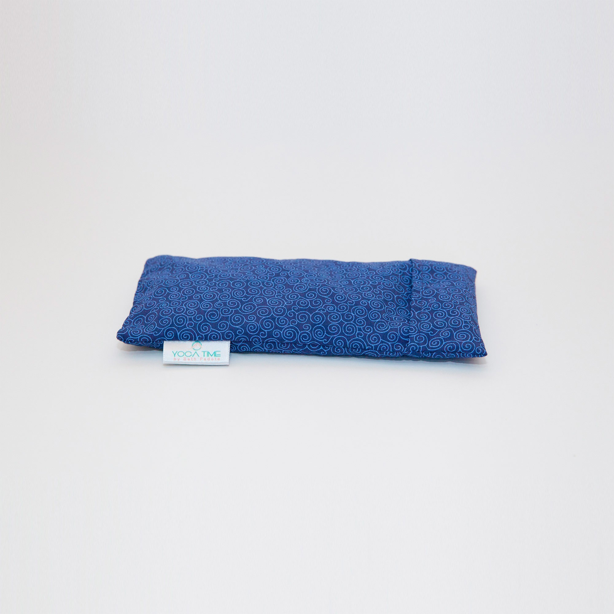 Kit Natal Relax Facial Sabonete líquido Facial  Vegano Natural + Almofada Térmica Eye Pillow Azul anil caracóis