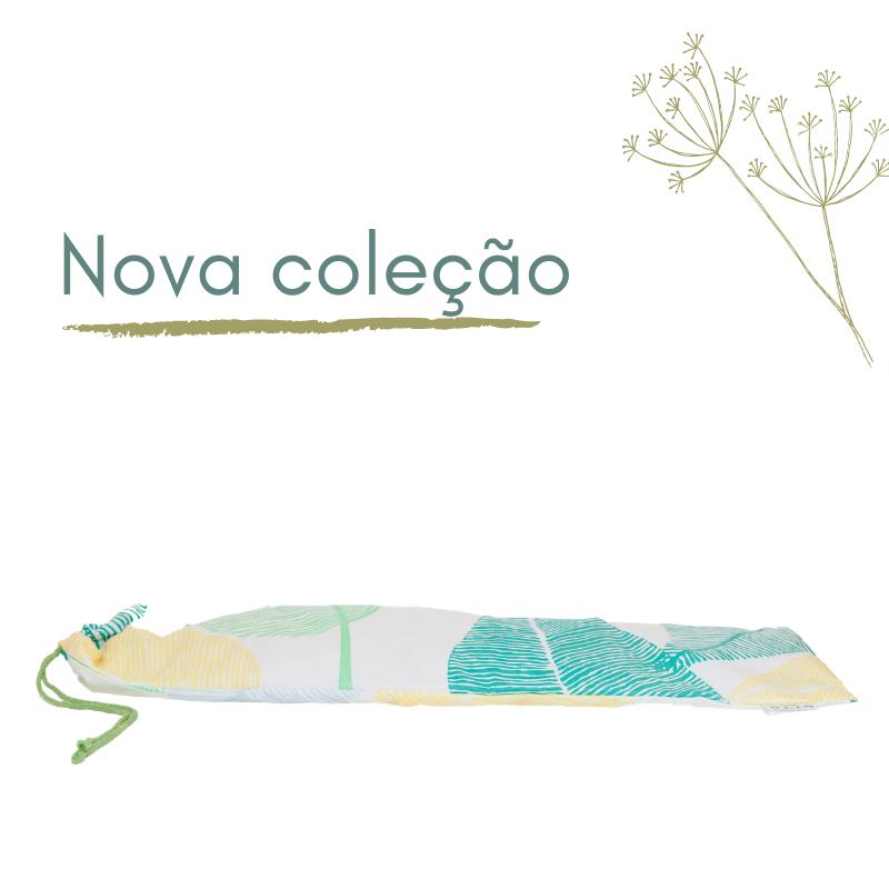 Natal Relax Total. Almofada Térmica Relax Time (Tamanho G) + Sal de Banho & Escalda Pés.