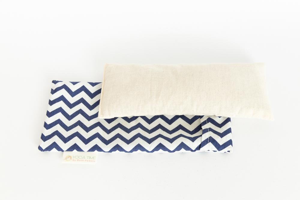 PRESENTE Sal de Banho & Escalda pés Relax Time + Eye Pillow Almofada para olhos