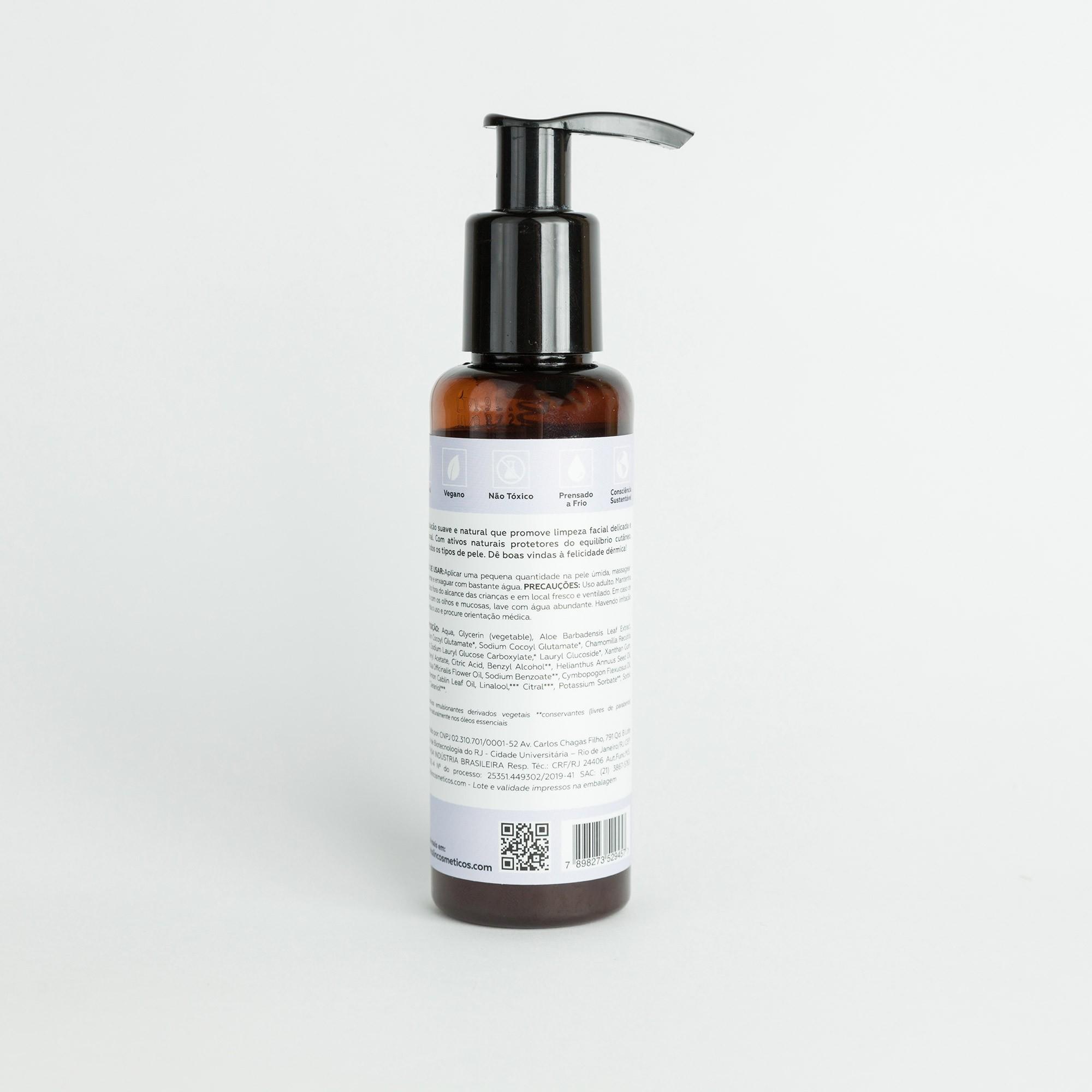Sabonete Líquido FACIAL - 120ml