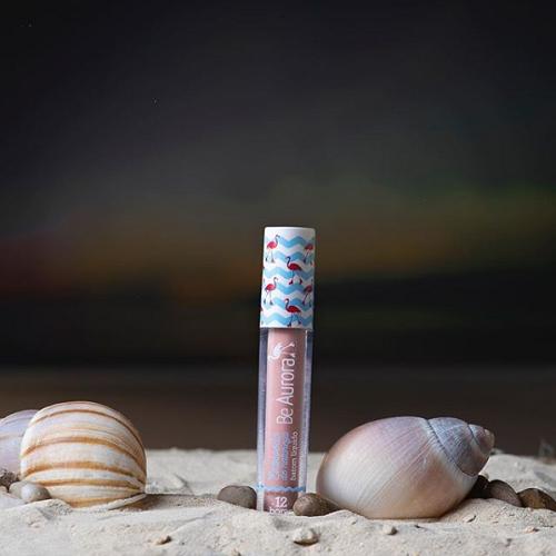 Be Aurora Batom Líquido Matte 12Hs Areia do Mar Nº04