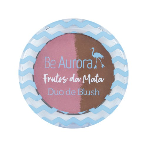 Be Aurora Duo Blush Amora do Mato Nº01