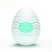 Masturbador Tenga Egg Wavy Original