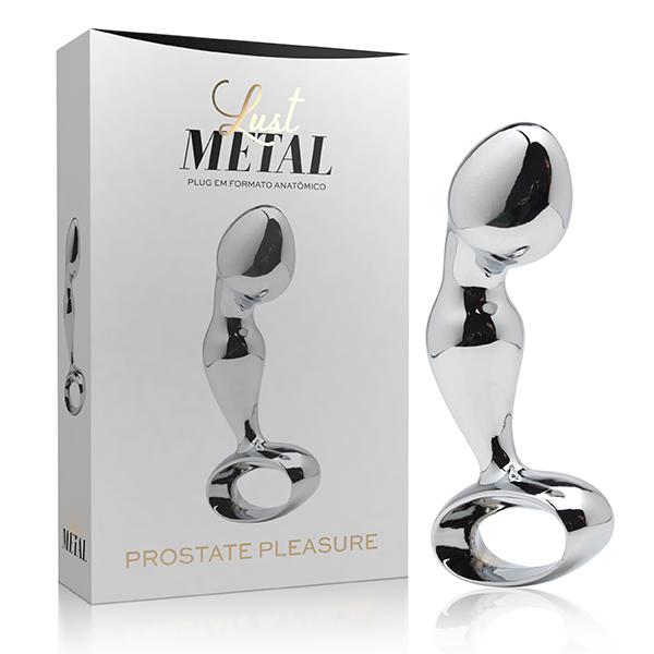 Lust Metal - Plug Prostate Pleasure