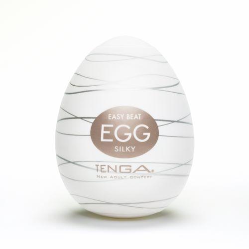 Masturbador Tenga Egg Silky Original