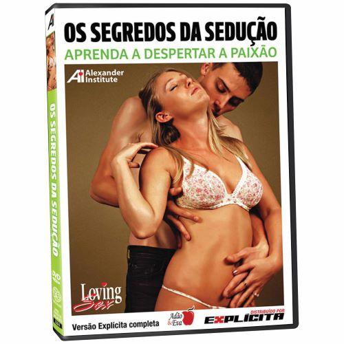 OS SEGREDOS DA SEDUÇÃO DVD LOVING SEX