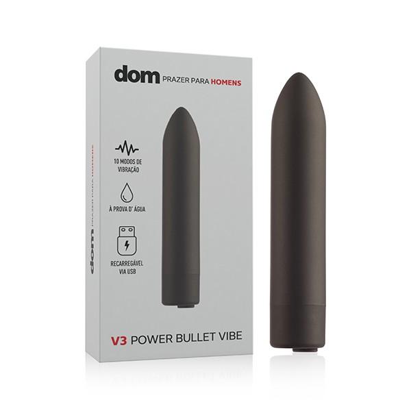 V3 - Power Bullet Vibe - DOM